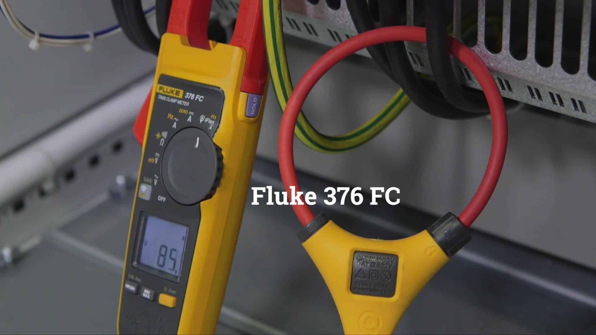 clamp meters for industrial