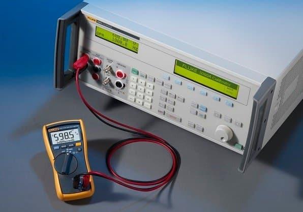 Calibration-of-multimeter