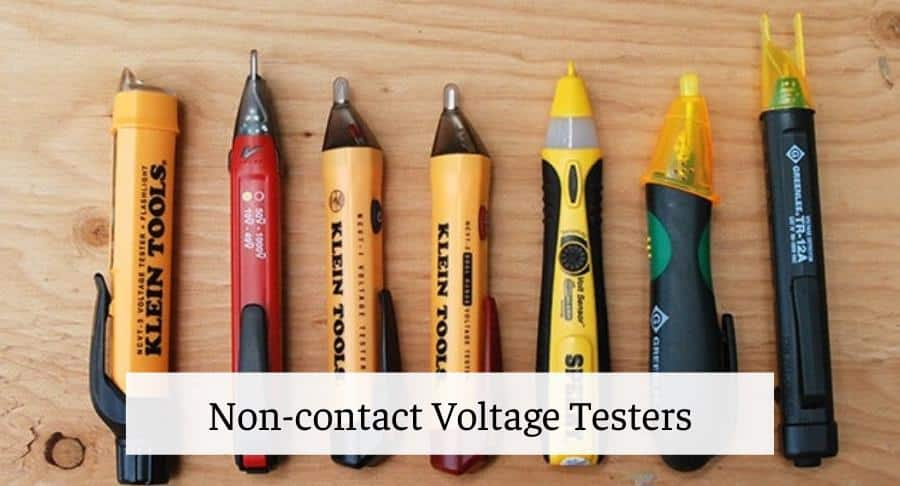 Non-contact Voltage Testers